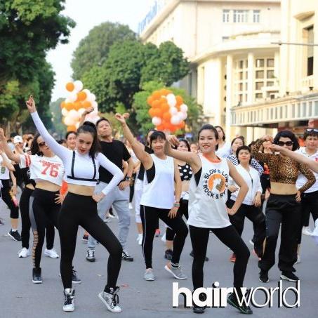 [Hairworld] Rinh QUÀ KHỦNG từ Moist Diane Việt Nam khi tham gia Vũ Điệu Tóc