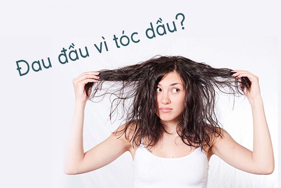 Kiểm soát tóc dầu nhanh gọn lẹ với 6 cách dưới đây