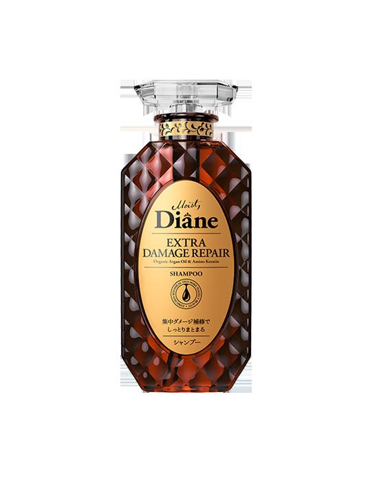 Dầu gội phục hồi tóc hư tổn nặng Moist Diane Extra Damage Repair