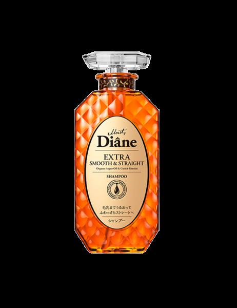 Dầu gội vào nếp suôn mượt Moist Diane Extra Straight