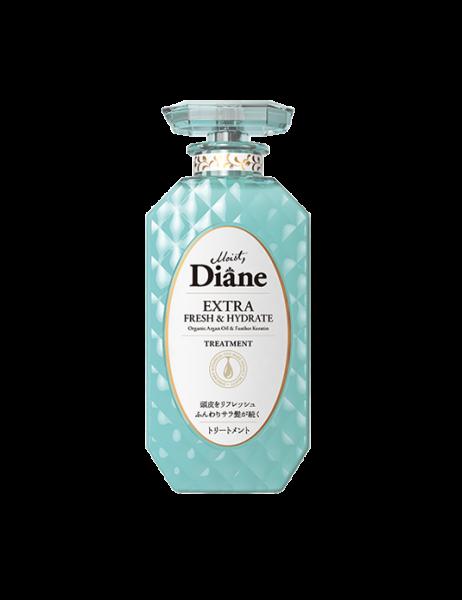 Dầu xả kiểm soát dầu Moist Diane Extra Fresh & Hydrate