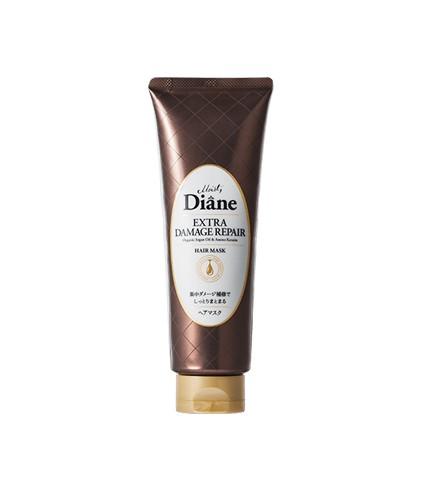 Mặt nạ tóc dành cho tóc hư tổn nặng Moist Diane Extra Damage Repair