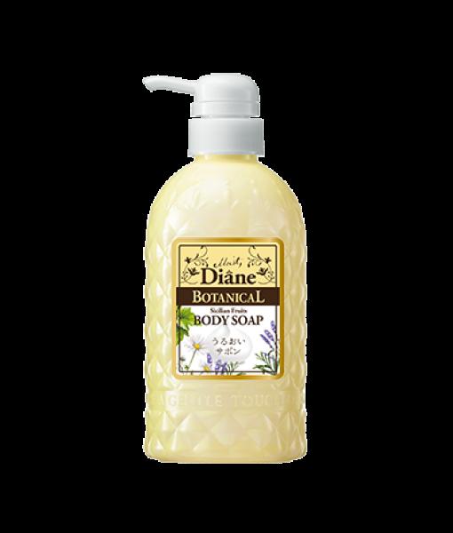 Sữa tắm cung cấp ẩm và tươi mát làn da Moist Diane Botanical Refresh & Moist Body Soap
