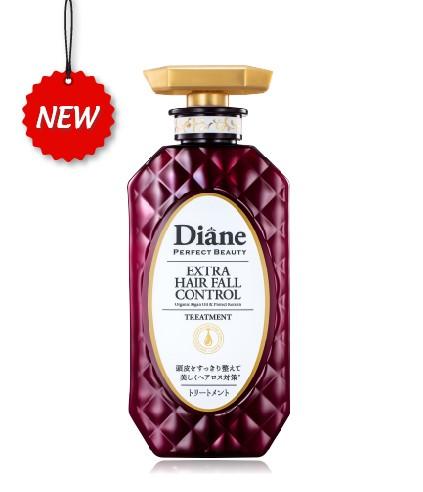 Dầu xả kiểm soát tóc rụng và phục hồi Moist Diane Extra Hair Fall Control