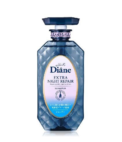 Dầu Gội Ngăn Ngừa Lão Hóa Tóc Ban Đêm Moist Diane Extra Night Repair Shampoo
